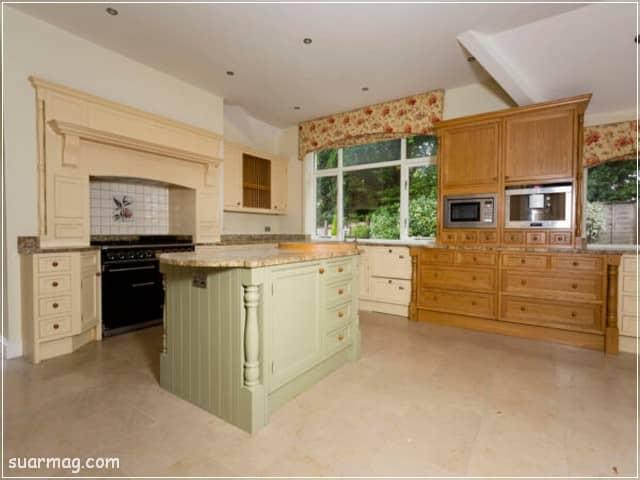 مطابخ خشب 28 | Wood kitchens 28