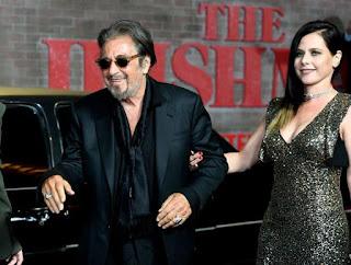 """Novia de Al Pacino termina su relación con el actor por """"viejo"""" y """"tacaño"""""""
