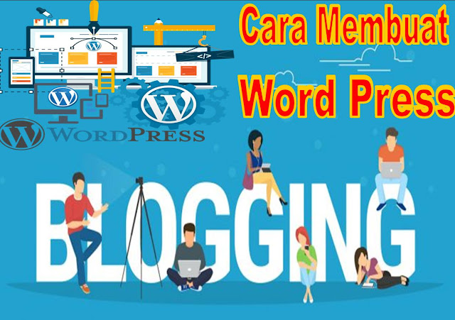 Cara Membuat Word Press
