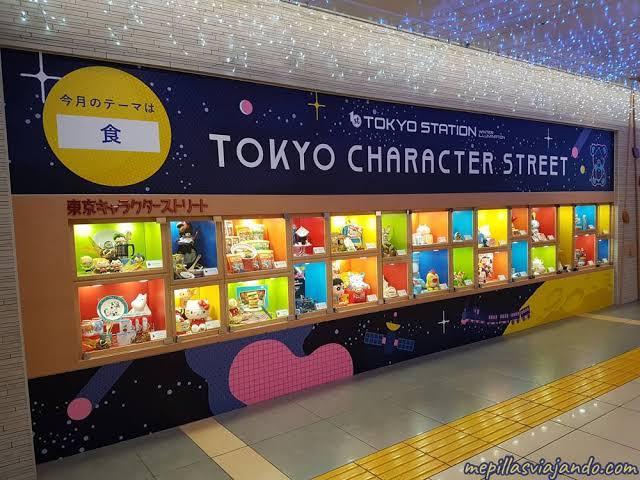 Tokyo Character Street HD