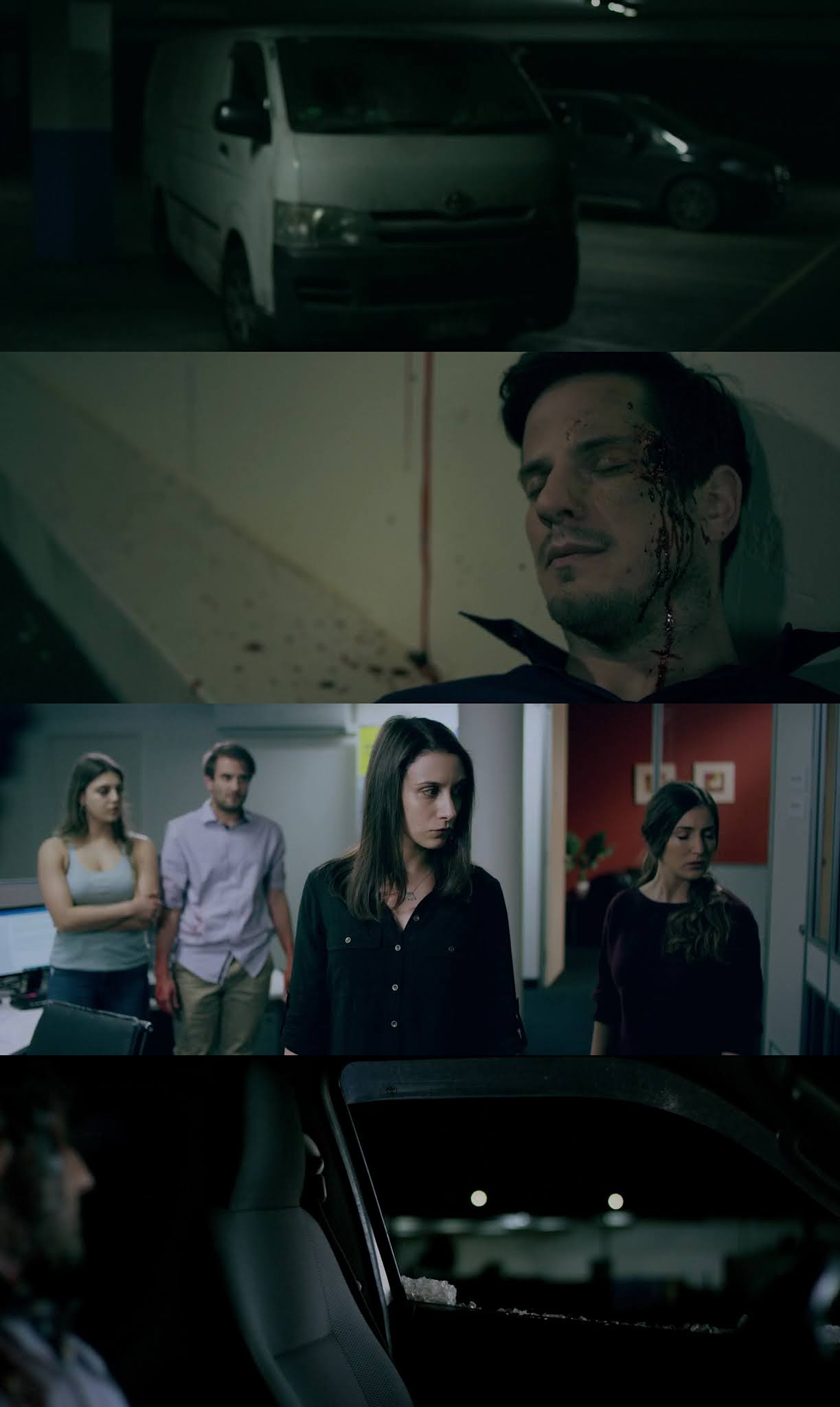 La Pandilla Una Noche de Terror 2020 HD 1080p Latino