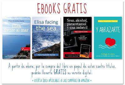 Ebooks gratis por la compra del ejemplar en papel