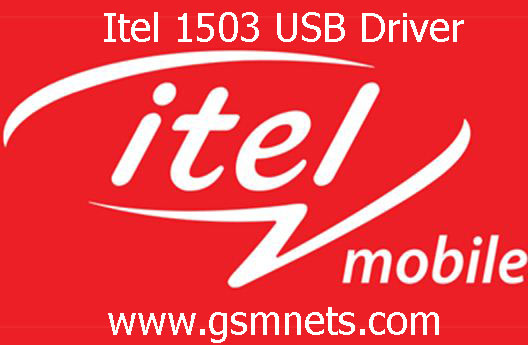 Itel 1503 USB Driver Download