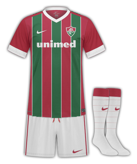 9e92846895dfd Rinha Baba Clube  Fluminense - Nike