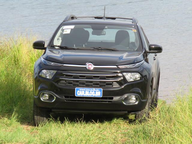 Fiat Toro Flex - fila de espera