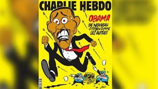 La portada protagonizada por el presidente saliente aparece en los kioscos el día en que Donald Trump se impone en la contienda electoral estadounidense.