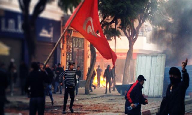 ر أمني يحذر من إنفجار شعبي في تونس نتيجة الإرهاب والجفاف والكورونا
