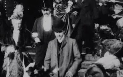 Just Found Footage of Louise Brooks Favorite Author Marcel Proust