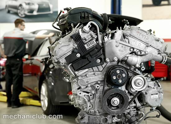 تحميل كتاب رائع لشرح الأجزاء داخل محرك الإحتراق الداخلي Pdf