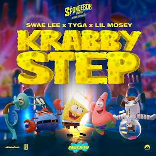 "Swae Lee, Tyga & Lil Mosey – Krabby Step (Music From ""Sponge on the Run"" Movie) Mp3 6"