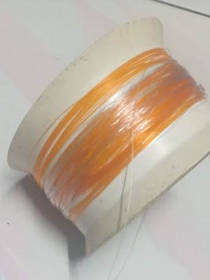 Senar atau tali pancing /nilon