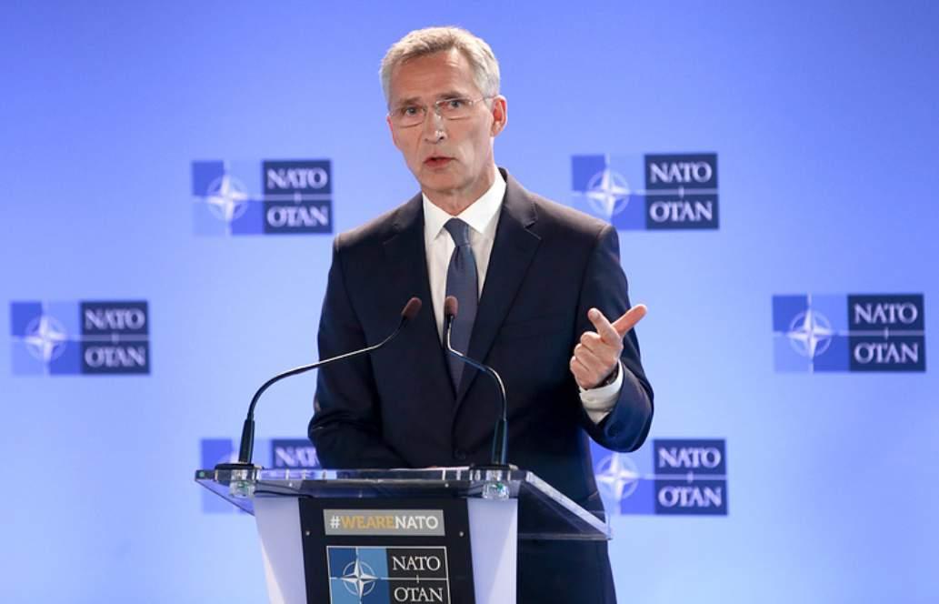 Sekjen NATO mendesak Eropa untuk tidak meninggalkan misi nuklir bersama