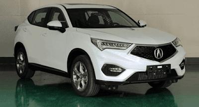 2020 Acura RDX Prix, date de sortie et les changements Rumeur