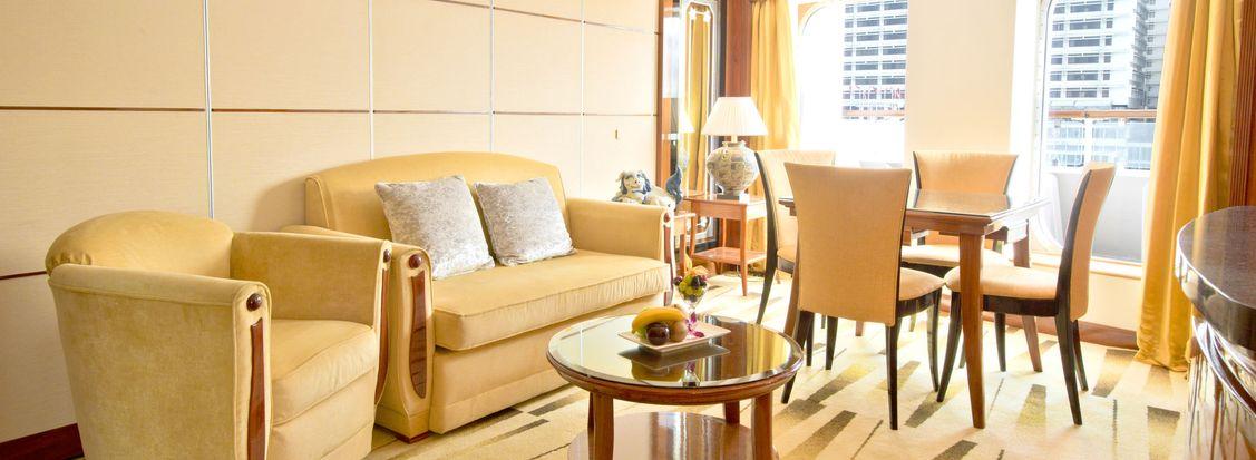 Star Cruises accommodation