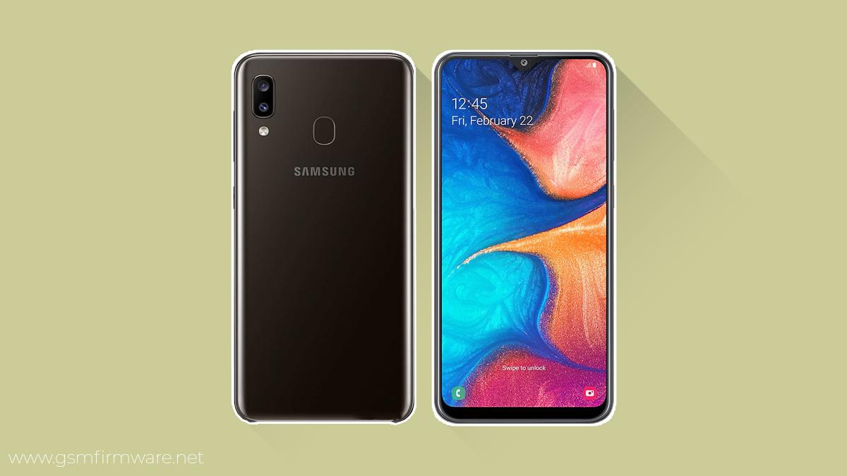 Samsung Galaxy A20 SM-A205YN Firmware/Stock ROM File