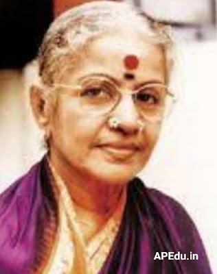 M.S Subba Lakshmi Garu