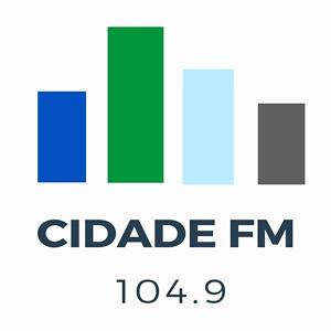 Ouvir agora Rádio Cidade FM 104.9 - Guapiaçu / SP