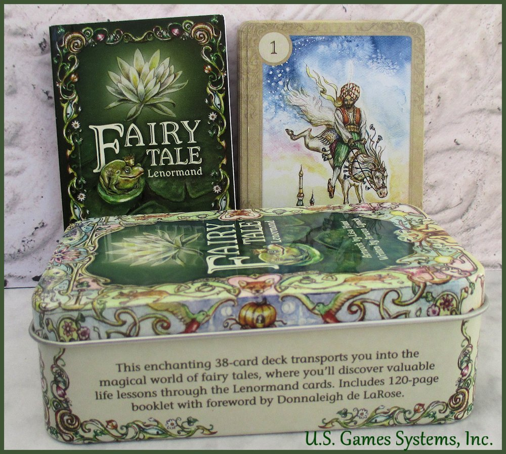 Tarot Notes Review Fairy Tale Lenormand