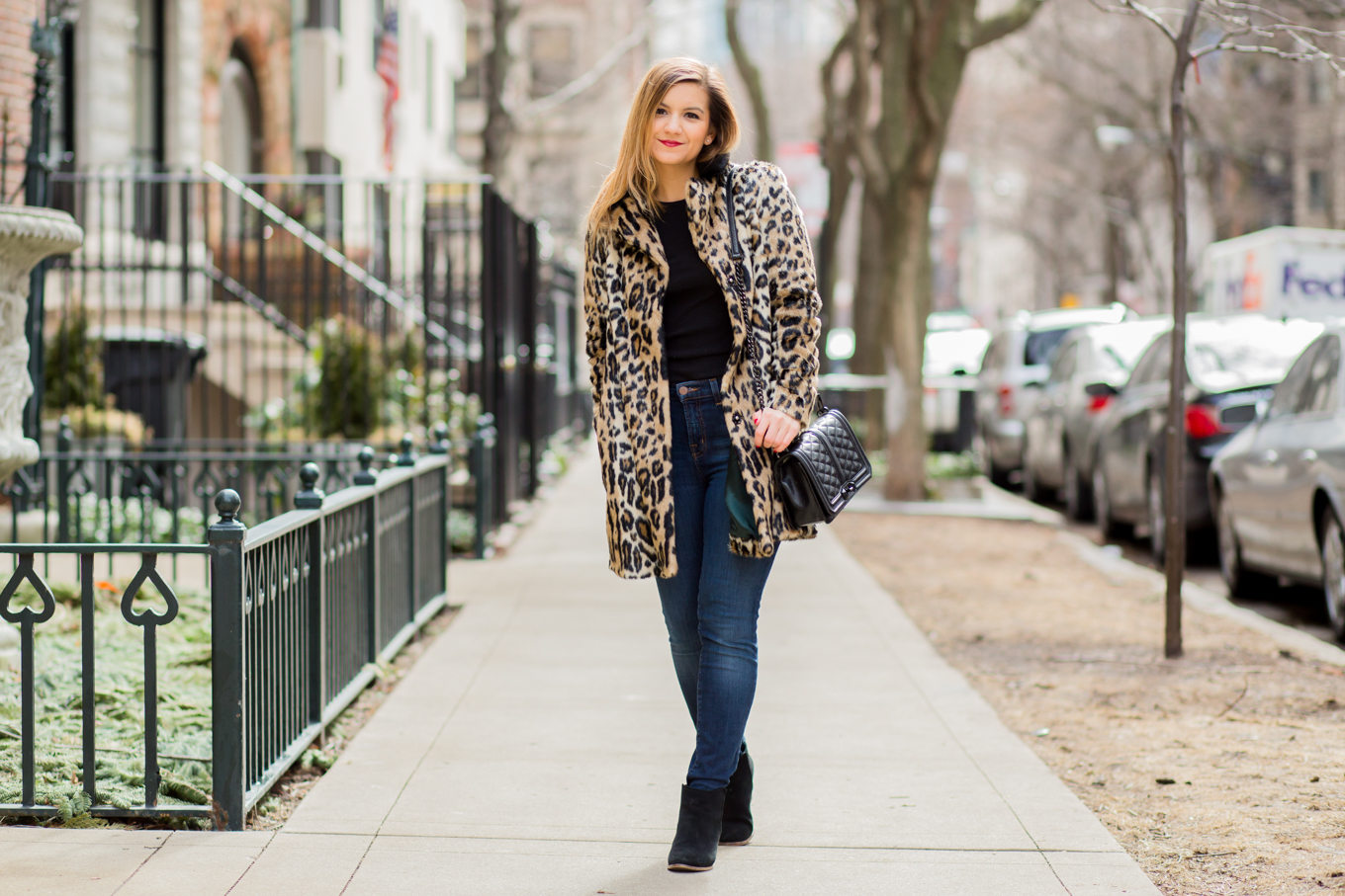 0d813940cd85 Leopard Coat Love - Lake Shore Lady