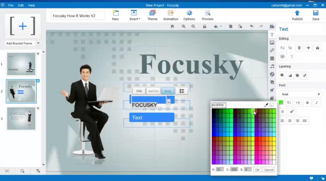Cara Install Focusky Presentation di Windows 7/8/10 Dengan Mudah - Cintanetworking.com