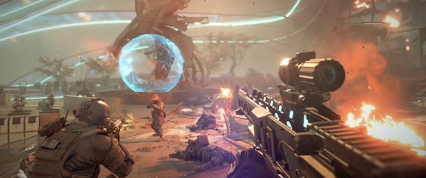 Killzone Shadow Fall Gamescom 2103 Trailer