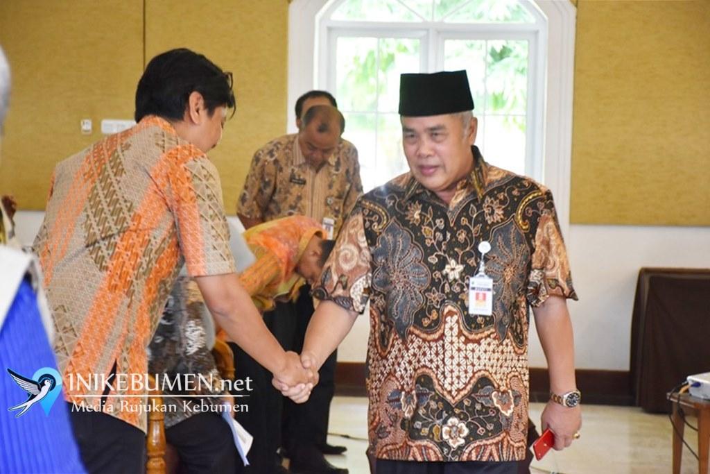 Jelang Pilbup Kebumen, Gus Yazid Minta Jangan Politisasi Bansos RTLH