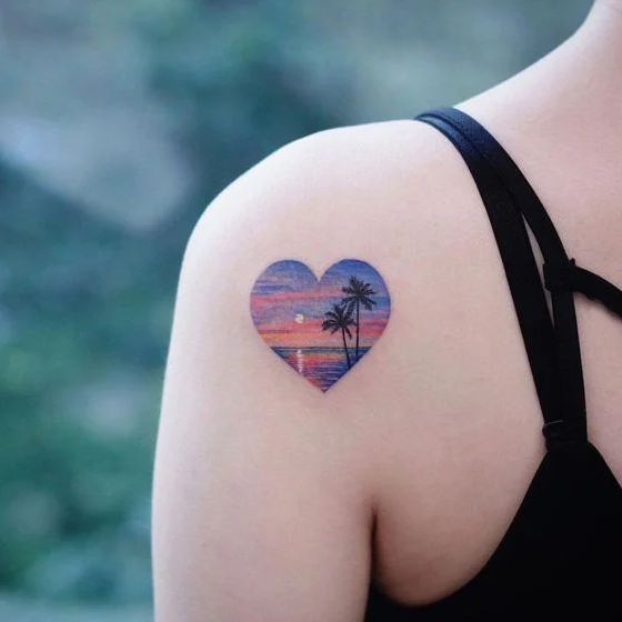 15 Tattoos to return to the sea again and again