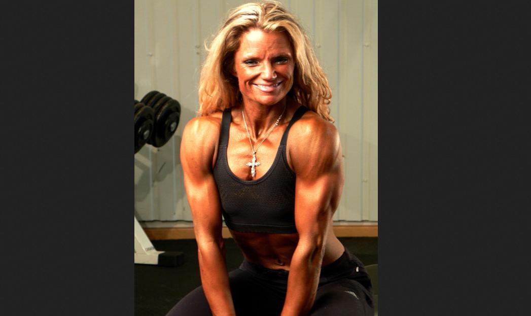 Women bodybuilders over age 50