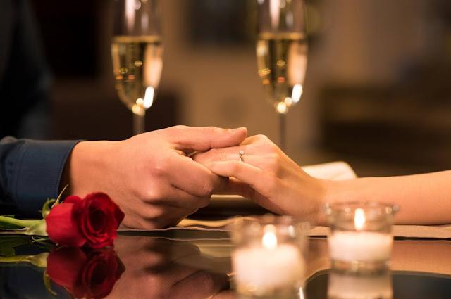 Soirée romantique idée
