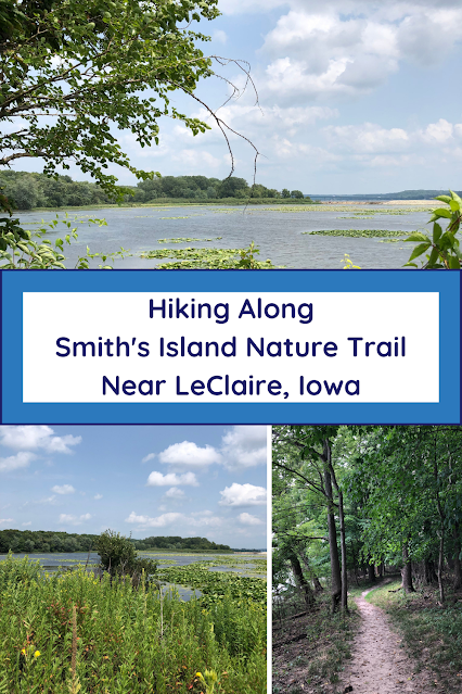 Short and Scenic: A Hike on Iowa's Smith's Island