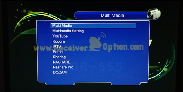 DISCOVERY DR-555 X9 1506TV 512 4M NEW SOFTWARE 28 APRIL 2021