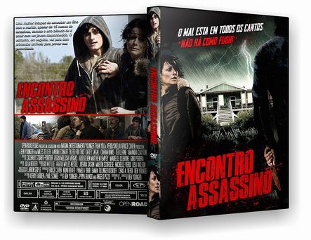 CAPA DVD – Encontro Assassino – ISO