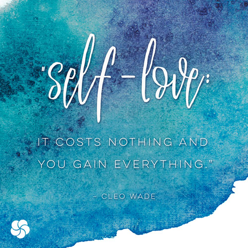 23 Self Love Quotes To Inspire You to Love Yourself More. Self Improvement Quotes via thenaturalside.com | #selfcare #selflove #loveyourself