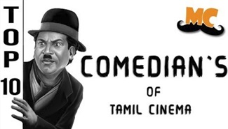TOP 10 Comedians of Tamil Cinema | Ft. Varun | Countdown | Madras Central