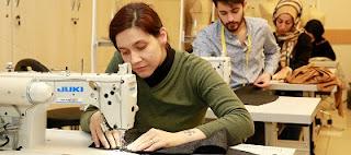 Giyim Üretim Teknolojisi iş olanakları