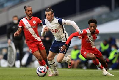 ملخص واهداف مباراة توتنهام وساوثهامبتون (2-1) الدوري الانجليزي