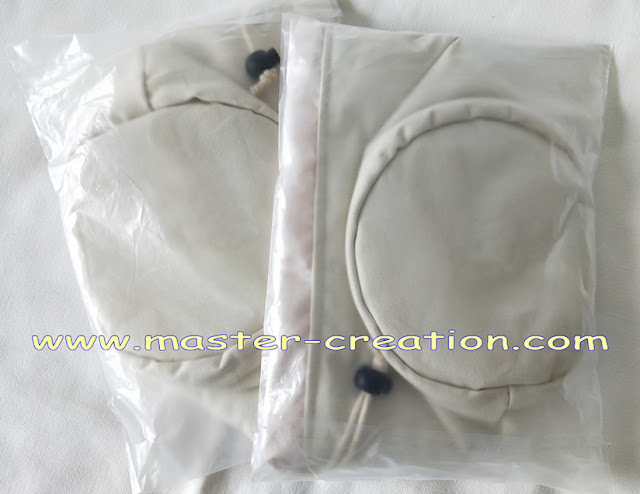 poly bag packed drawstring bag