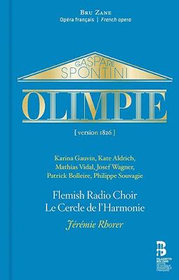 Spontini: Olimpie - Palazzetto Bru Zane