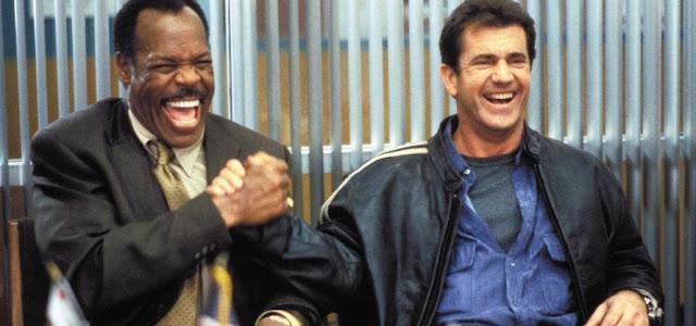 Máquina Mortífera 5  deve acontecer com retornos de Mel Gibson e Danny Glover
