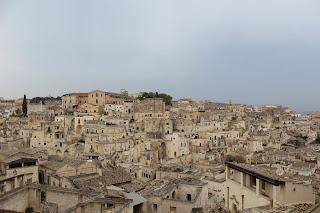 Affaccio sul sasso Barisano
