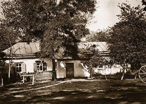 Это дом где родился Гоголь