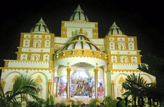 Durga Puja Pandel Images