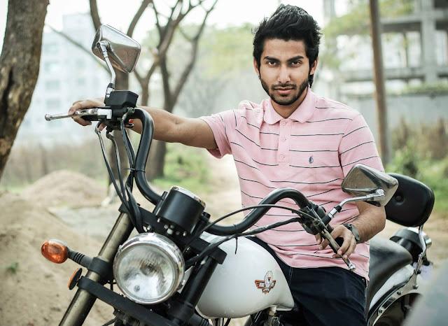 Shoumik Ahmed On Cruiser