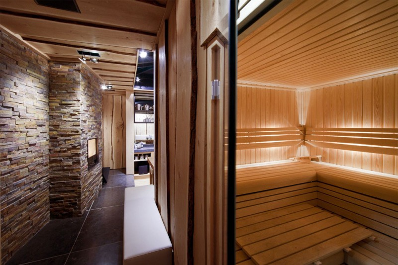 This home private steam sauna room design ideas read article for Sauna home