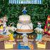 Festa junina para aniversário de 1 ano