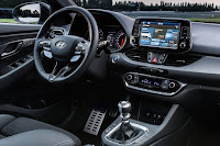 Hyundai i30 N (2018) Dashboard