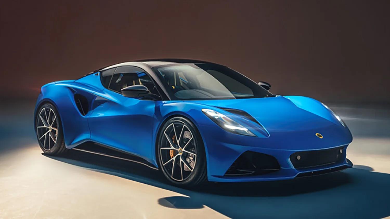 Новый суперкар от Lotus
