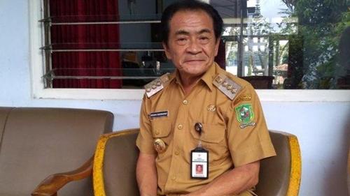 Maling Uang Rakyat Budhi Sarwono Ditangkap, Warga Pasang Spanduk: Jangan Kembali ke Banjarnegara