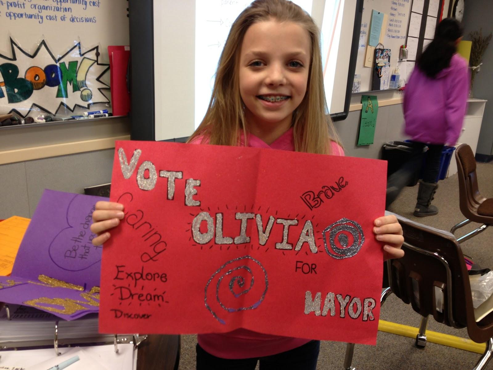 Running For Mayor Slogans