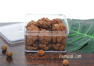Cookies Choco Crunch Layak Jual